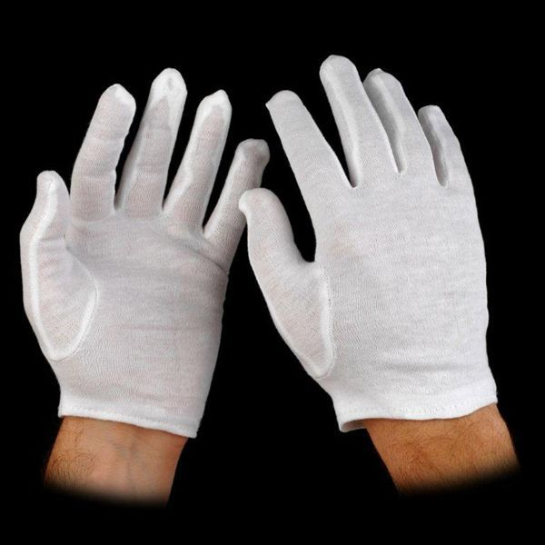 George Gloves Cotton Gloves small