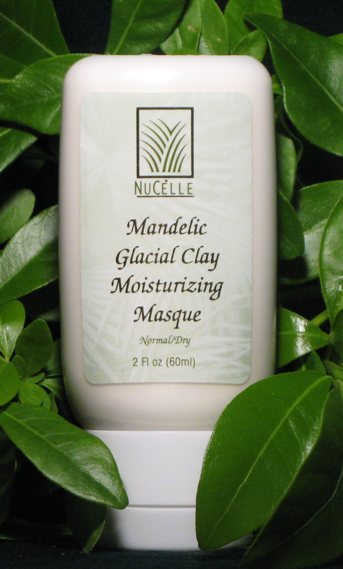 NuCelle Glacial Clay Deep Cleansing Masque