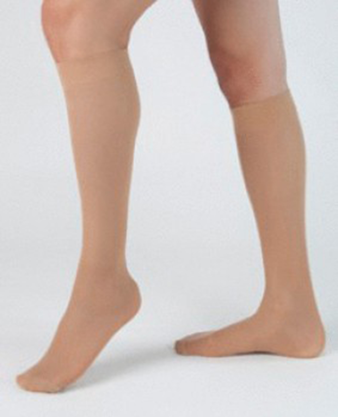 Carolon Health Support Hosiery Knee Size C Beige