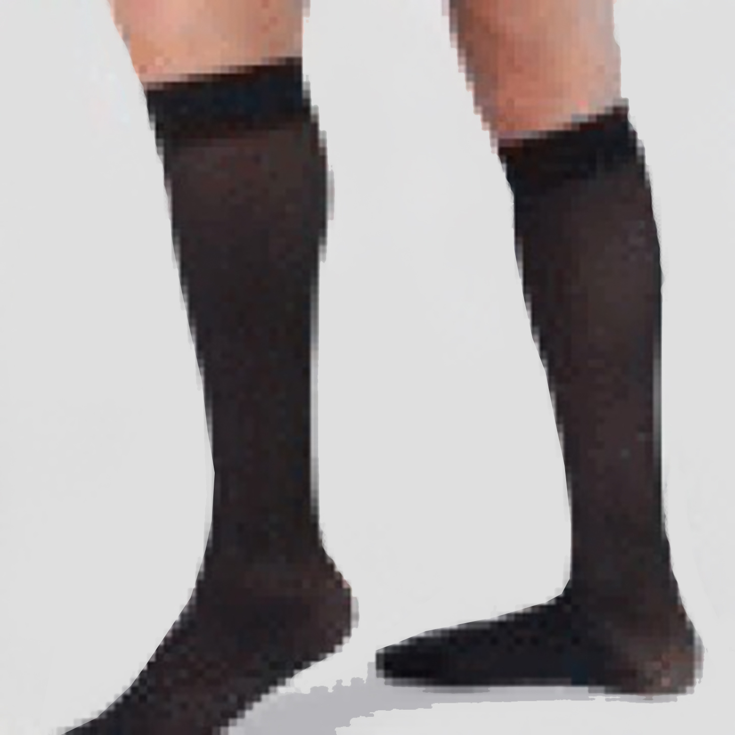 Carolon Health Support Hosiery Knee Size E Black