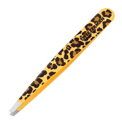 Tweezerman Leopard Slant Tweezer