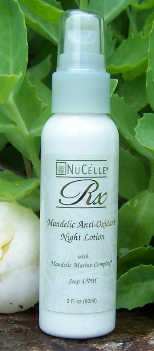 NuCelle Mandelic Anti-Oxidant Night Lotion