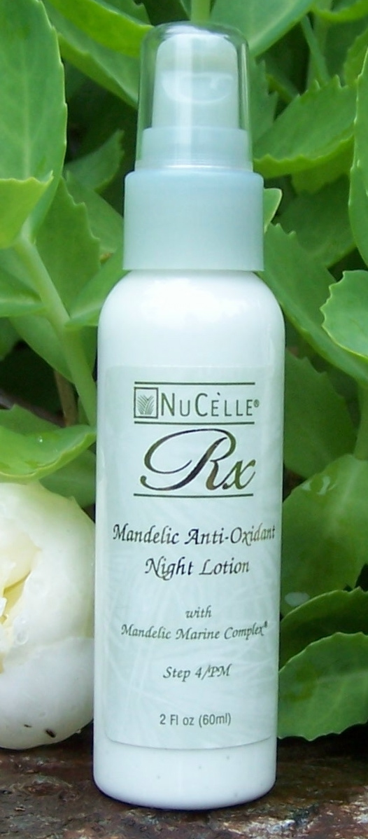 NuCelle Mandelic Anti-Oxidant Night Lotion