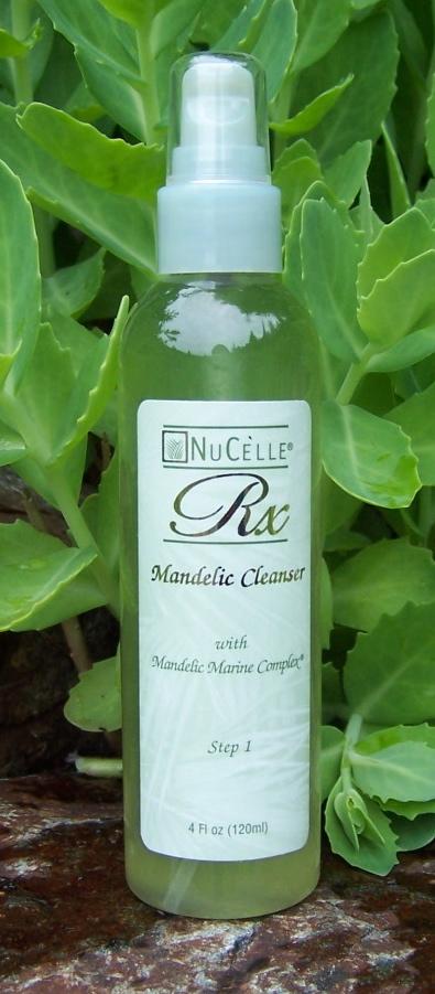 NuCelle Mandelic Cleanser