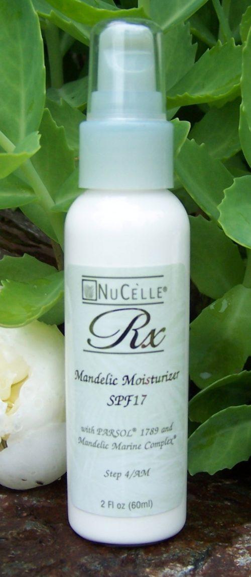 NuCelle Mandelic Moisturizer SPF 17