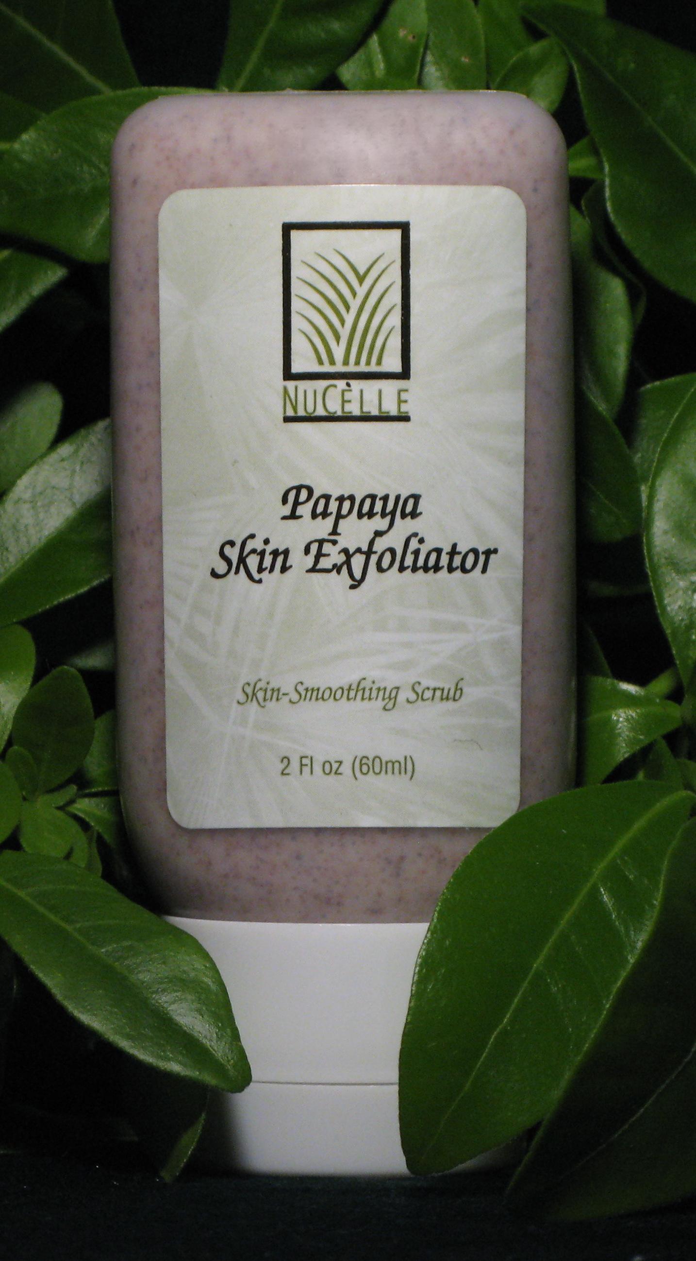 NuCelle Papaya Skin Exfoliator