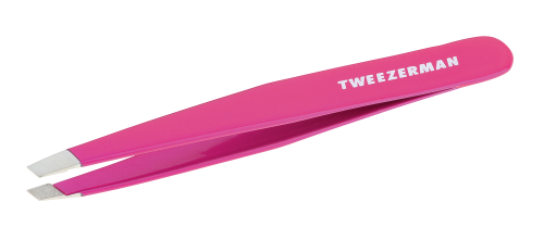 Tweezerman Pink Slant Tweezer