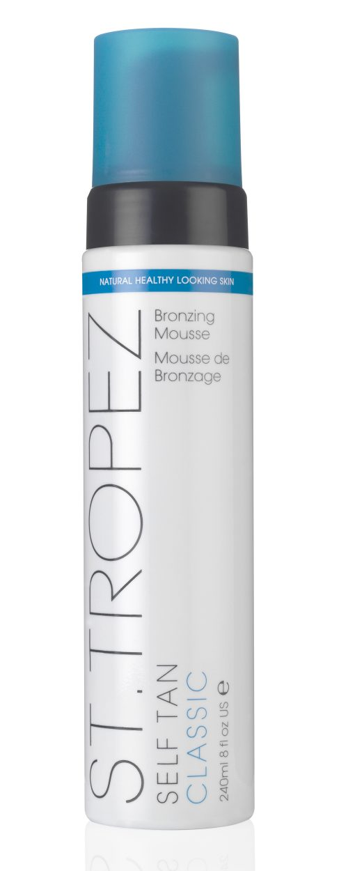 St Tropez Self Tan Bronzing Mousse 8 oz