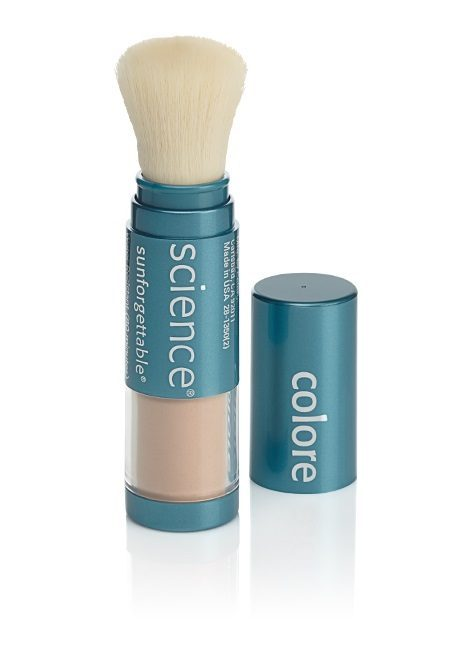 Colorescience Sunforgettable SPF 50 Brush Matte Medium
