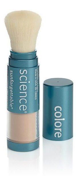 Colorescience Sunforgettable SPF 50 Brush Matte Medium