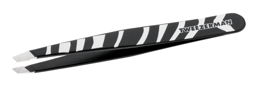 Tweezerman Zebra Slant Tweezer