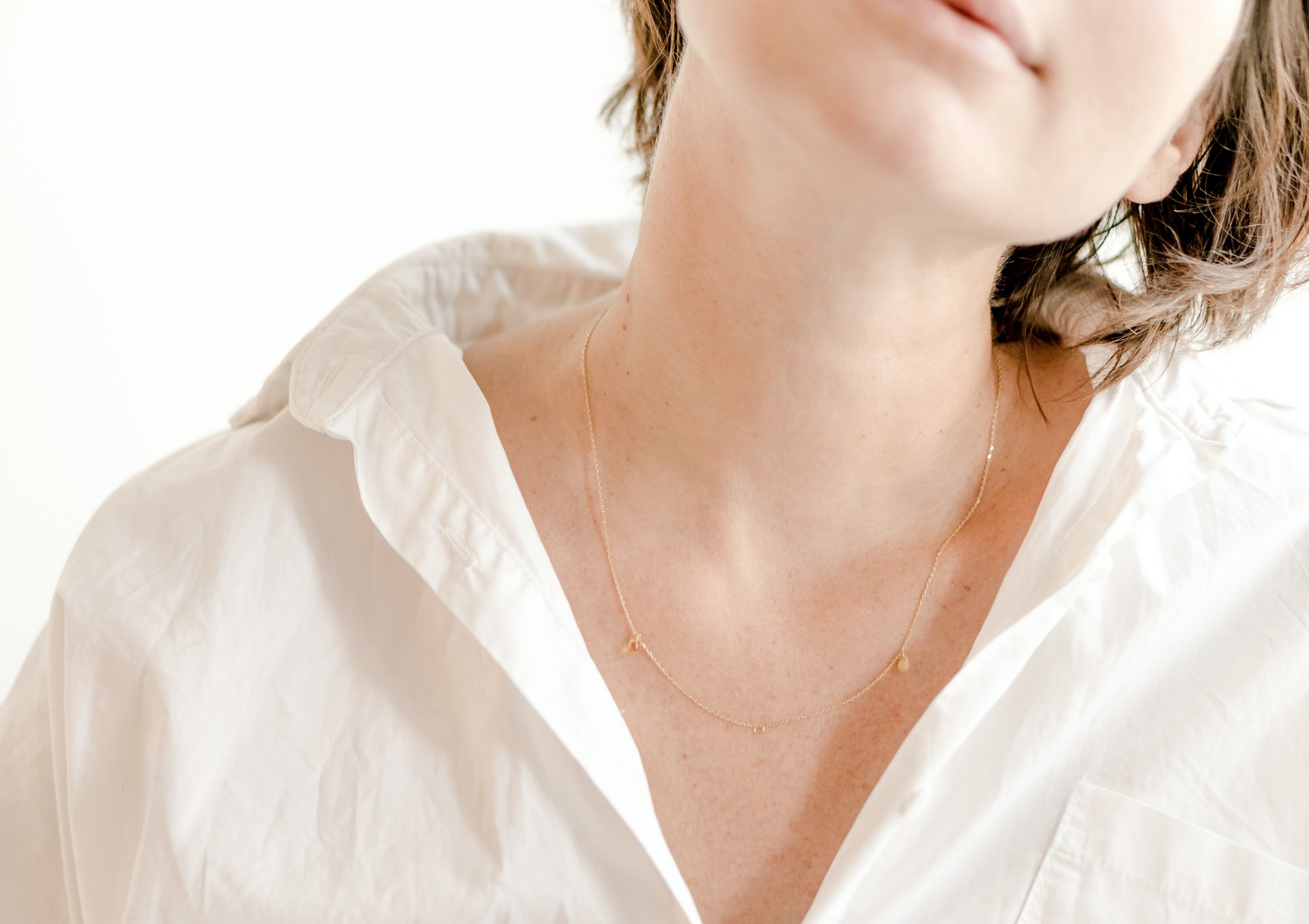 Caring for Skin on Your Neck and Décolleté